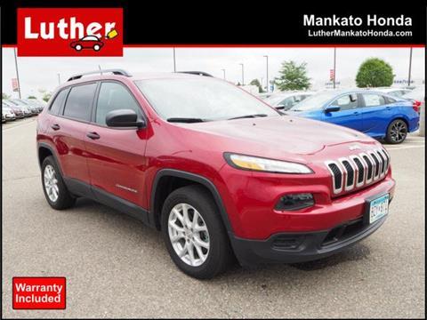 2017 Jeep Cherokee for sale in Mankato, MN