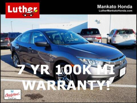 2016 Honda Civic for sale in Mankato, MN
