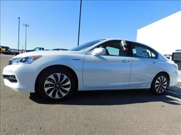 2017 Honda Accord Hybrid for sale in Mankato, MN