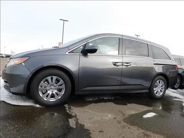 2017 Honda Odyssey for sale in Mankato, MN
