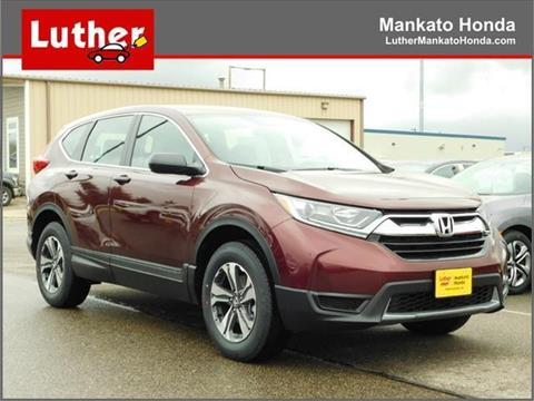 2017 Honda CR-V for sale in Mankato MN