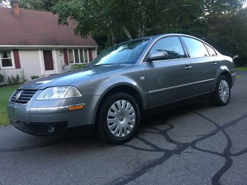 2004 Volkswagen Passat for sale in New Britain, CT