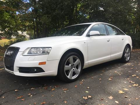 2008 Audi A6 for sale in New Britain, CT