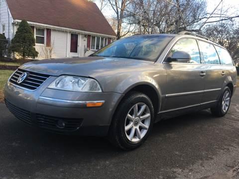2004 Volkswagen Passat for sale in New Britain, CT