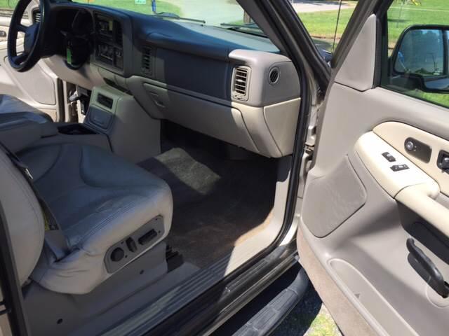 2001 GMC Yukon SLT 2WD 4dr SUV - Maiden NC