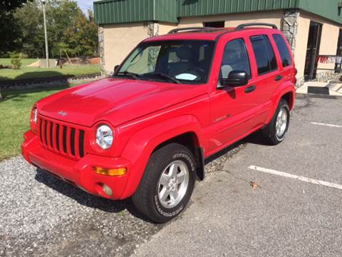 2002 Jeep Liberty for sale in Maiden, NC