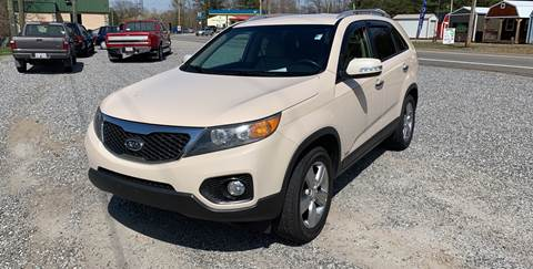 2012 Kia Sorento for sale in Maiden, NC