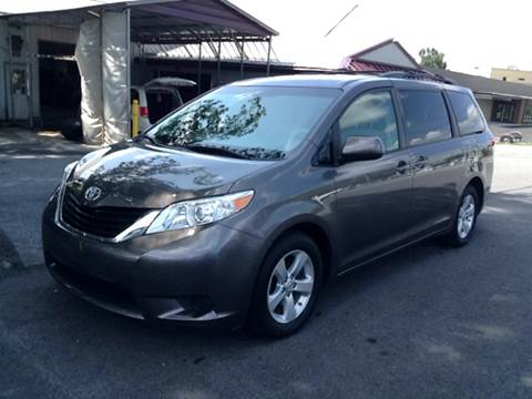 2013 Toyota Sienna for sale at Stoltzfus Auto Sales in Lancaster PA