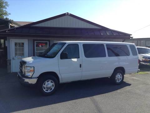 2012 Ford E Series Wagon For Sale In Lancaster PA