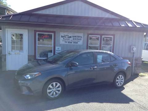 2014 Toyota Corolla for sale in Lancaster, PA