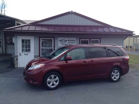 2016 Toyota Sienna For Sale In Lancaster PA