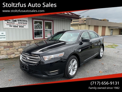 2016 Ford Taurus for sale in Lancaster, PA