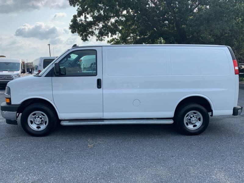 2019 Chevrolet Express Cargo 2500 3dr Cargo Van - Lancaster PA