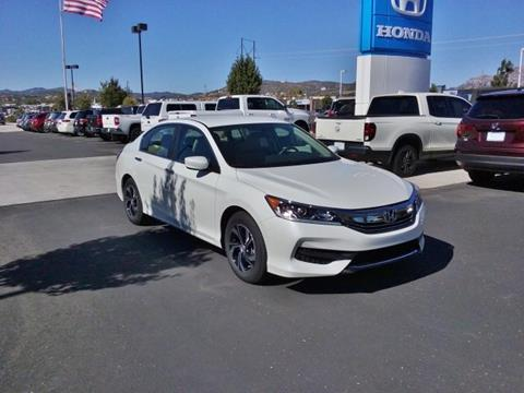 2017 Honda Accord for sale in Prescott, AZ