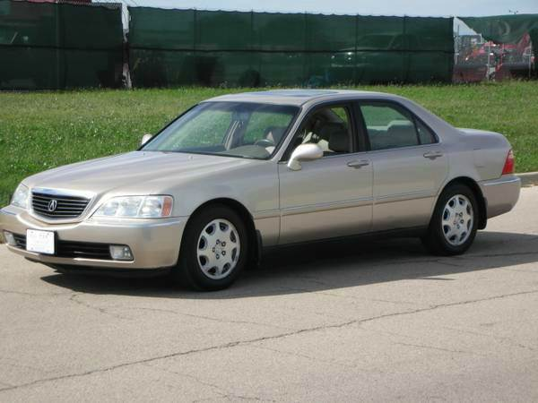 1999 Acura Rl 35RL In East Dundee IL