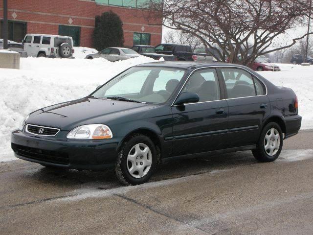 1998 Honda Civic EX Sedan   East Dundee IL
