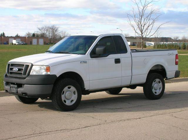 2005 Ford F 150 Xl >> 2005 Ford F 150 2dr Regular Cab Xl 4wd Styleside 6 5 Ft Sb