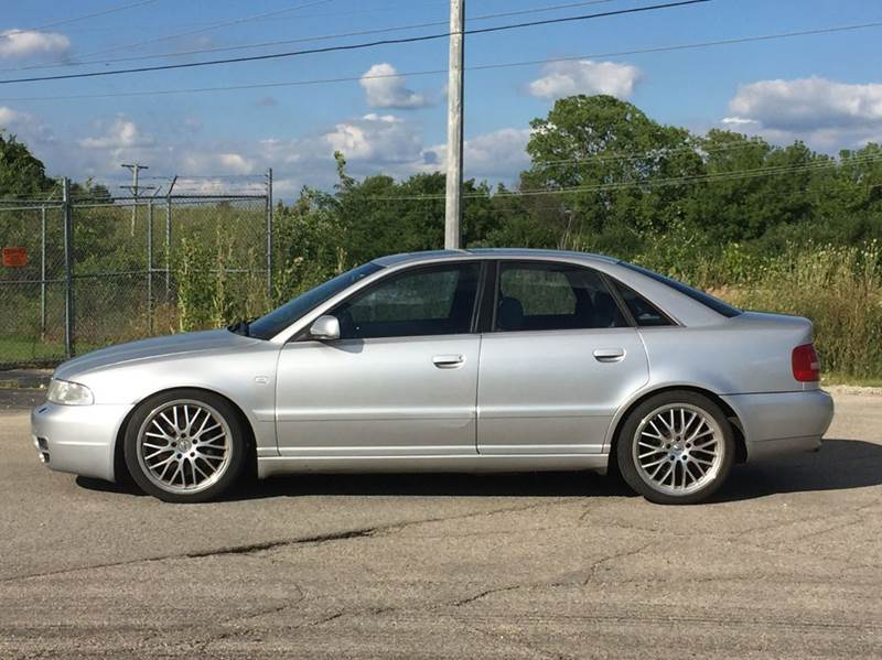 2002 Audi S4 Awd 4dr Quattro Turbo Sedan In East Dundee Il All