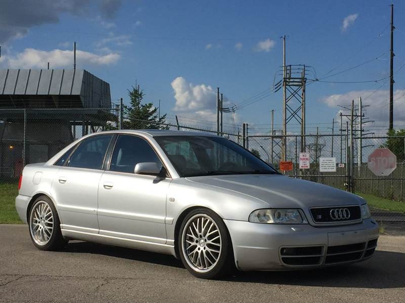 Audi S AWD Dr Quattro Turbo Sedan In East Dundee IL All - 2002 audi s4