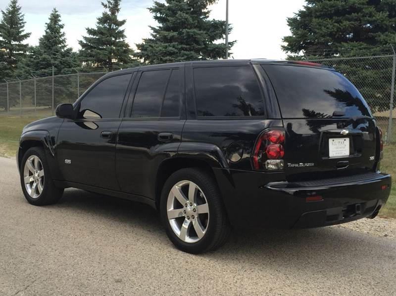 2007 Chevrolet Trailblazer SS 4dr SUV w/3SS In East Dundee IL - All