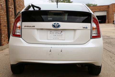 2013 Toyota Prius Two 4dr Hatchback In East Dundee Il