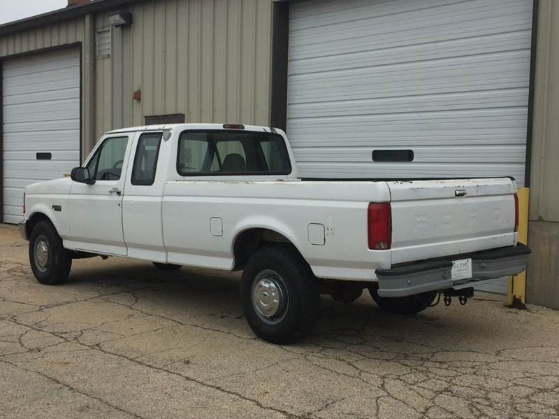 1997 Ford F 250 2dr Xl Extended Cab Lb Hd In East Dundee Il