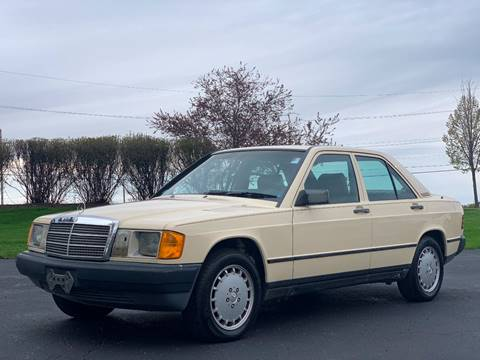 1985 Mercedes-Benz 190-Class for sale in East Dundee, IL