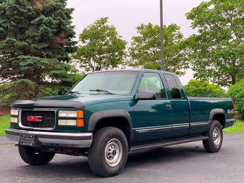 1998 GMC Sierra 2500 for sale in East Dundee, IL