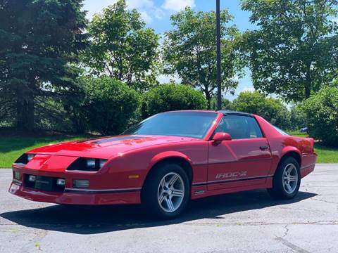 1985 Chevrolet Camaro for sale in East Dundee, IL