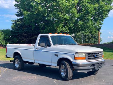 1995 Ford F-250 for sale in East Dundee, IL