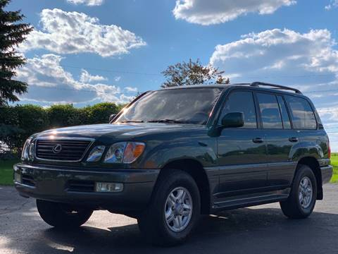 2000 Lexus LX 470 for sale in East Dundee, IL