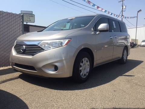 2011 Nissan Quest for sale in Pinedale, CA