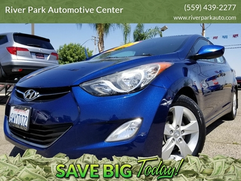2013 Hyundai Elantra for sale in Fresno, CA