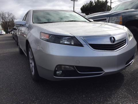 2013 Acura TL for sale in Pinedale, CA