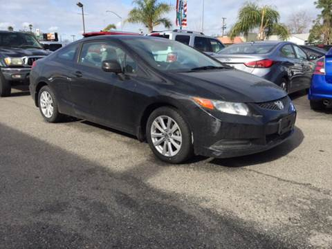 2012 Honda Civic for sale in Pinedale, CA