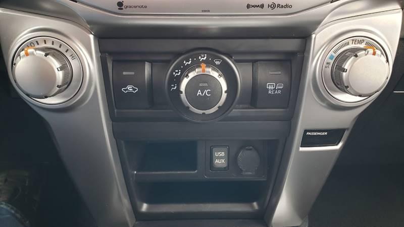 2018 Toyota 4Runner 4x4 SR5 4dr SUV In Sheboygan WI - CONCEPT MOTORS INC