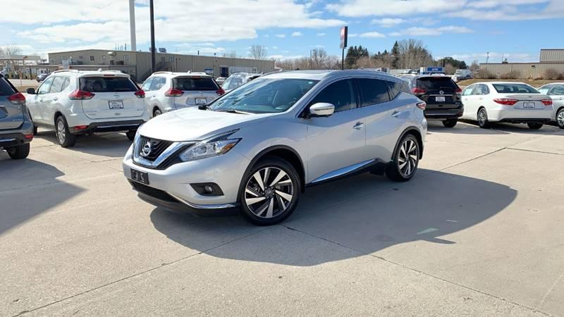 2016 Nissan Murano Platinum (image 4)