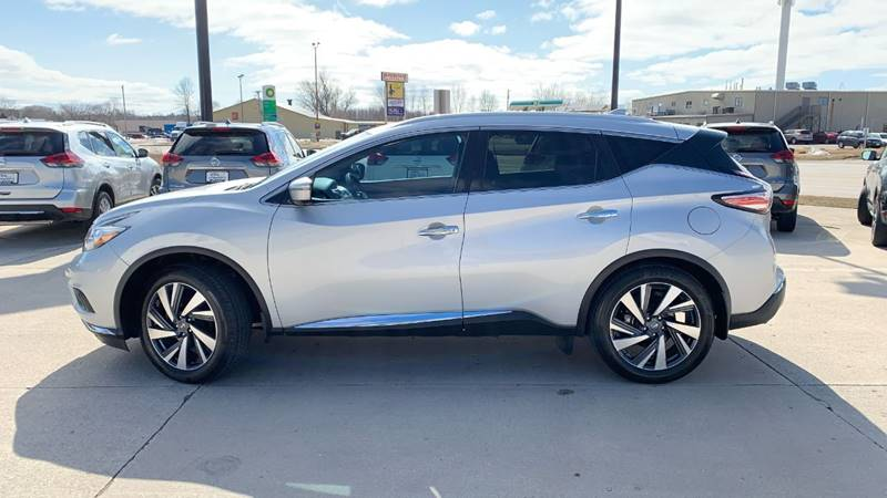 2016 Nissan Murano Platinum (image 7)