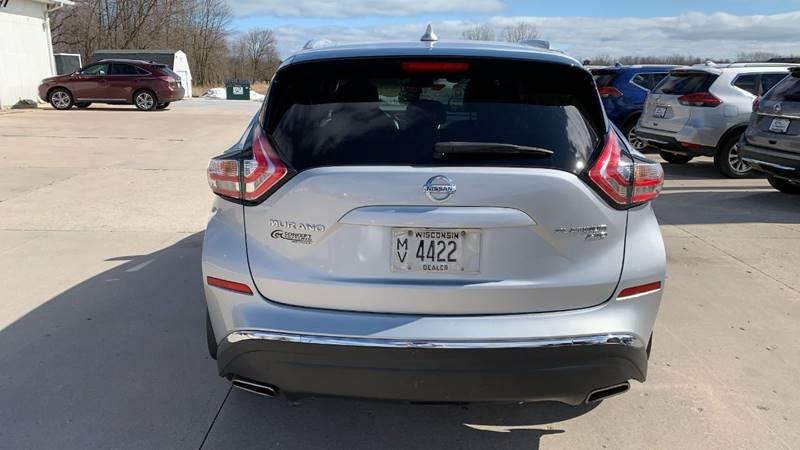 2016 Nissan Murano Platinum (image 9)