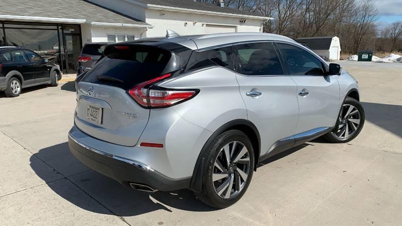 2016 Nissan Murano Platinum (image 10)