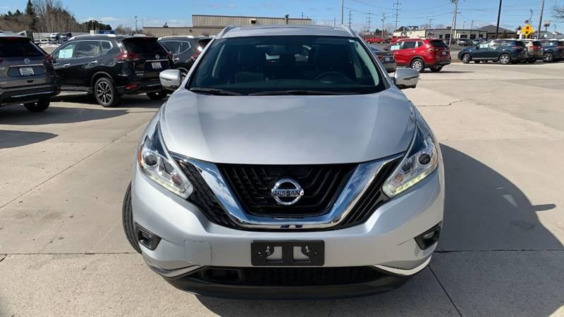 2016 Nissan Murano Platinum (image 12)