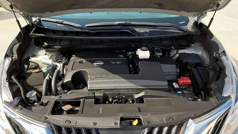 2016 Nissan Murano Platinum (image 35)