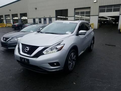 2016 Nissan Murano Platinum for sale at CONCEPT MOTORS INC in Sheboygan WI