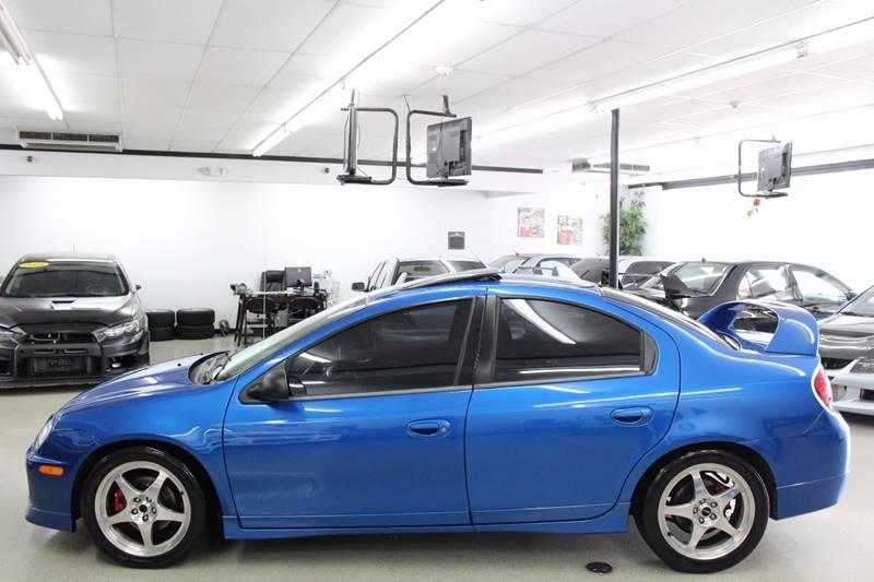 2004 Dodge Neon Srt 4 Sedan Mopar Stage 2 Mopar Turbo Toys Rare Blue In Villa Park Il