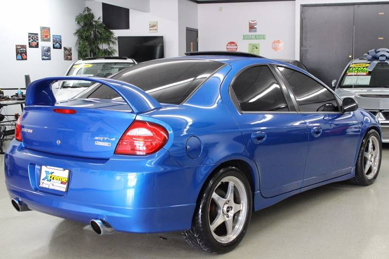 2004 Dodge Neon Srt 4 Sedan Mopar Stage 2 Mopar Turbo Toys Rare Blue In Villa Park Il