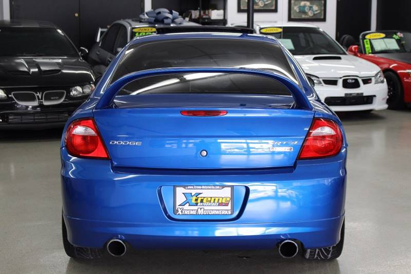 2004 dodge neon srt 4 sedan mopar stage 2 mopar turbo. Black Bedroom Furniture Sets. Home Design Ideas