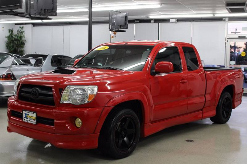 2006 toyota tacoma x runner access cab navigation 6. Black Bedroom Furniture Sets. Home Design Ideas