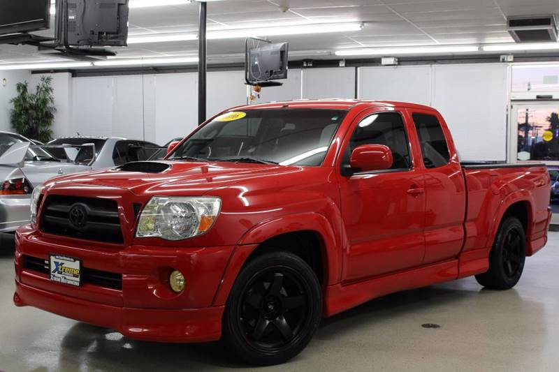 2006 Toyota Tacoma X Runner Access Cab Navigation 6 Speed Manual