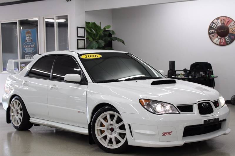 2006 Subaru Impreza WRX STI JR TUNED COBB AP V3 INVIDIA EXHAUST