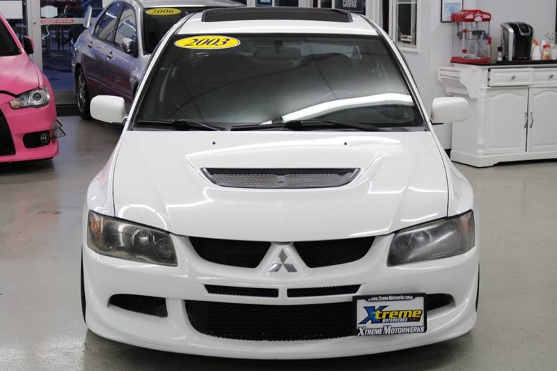 2003 Mitsubishi Lancer Evolution VIII GSR! BUILT 2 4L 4G64! JACKS